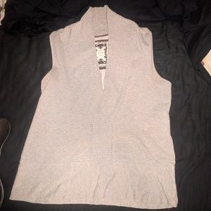 Gray Sweater Vest (ON)